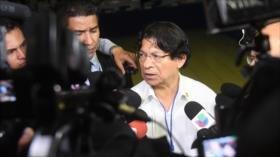 Nicaragua acusa al Gobierno de EEUU de financiar a terroristas