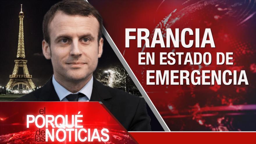 El Porqué de las Noticias: Futuro del acuerdo nuclear. Políticas de Macron. Caso Brexit