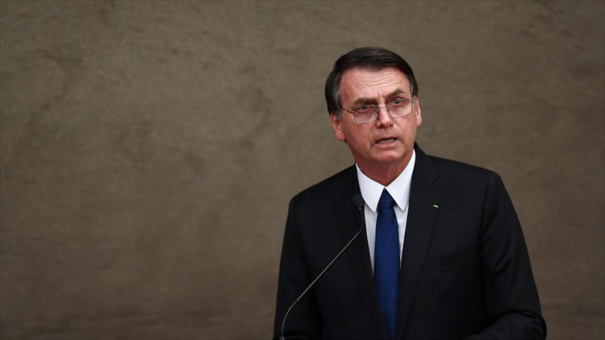 Liga Árabe advierte a Bolsonaro de traslado de embajada a Al-Quds