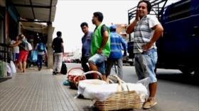 65 % de los empleados paraguayos trabaja de manera informal