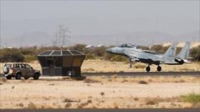 Los estadounidenses costean repostaje de cazas saudíes en Yemen