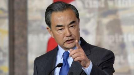 China rechaza acoso de sus ciudadanos en otros países