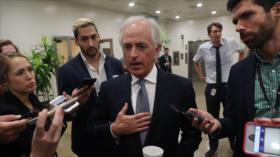 Senador de EEUU propone condenar a Bin Salman por caso Khashoggi