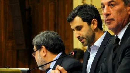 Daniel Caggiani asume como presidente del Parlasur