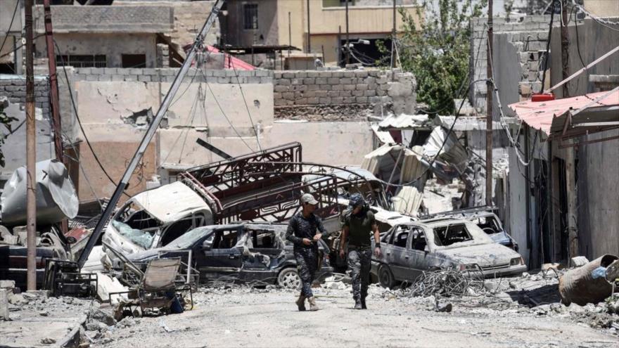 Irak alaba apoyo de Irán y denuncia inacción de EEUU ante Daesh | HISPANTV