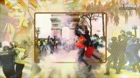 Primaveras franco-árabes: colapso de regímenes neoliberales