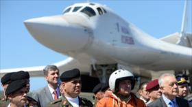 Rusia rechaza críticas de EEUU sobre envío de Tu-160 a Venezuela
