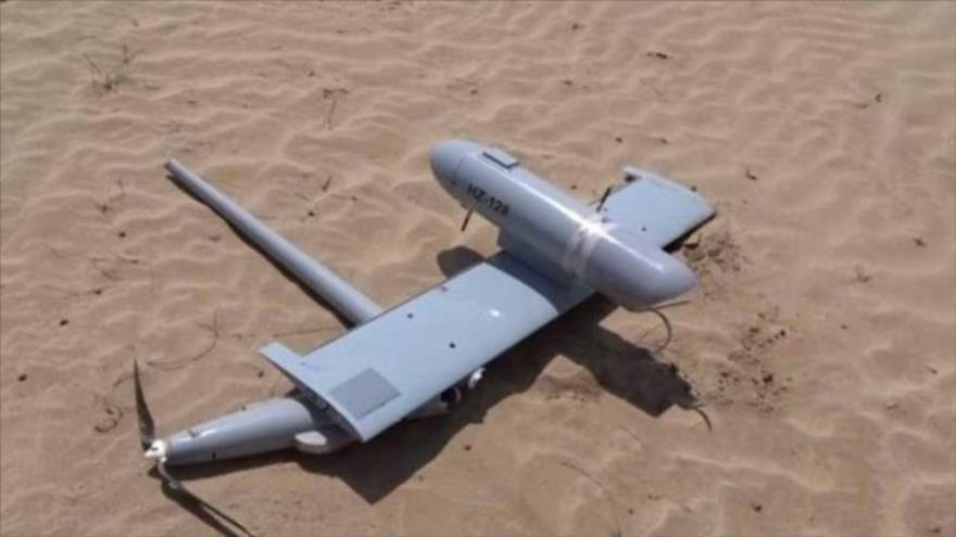 Ansarolá derriba un dron espía saudí en el oeste de Yemen
