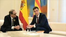 Gobierno de España amenaza a Cataluña con despliegue de fuerzas