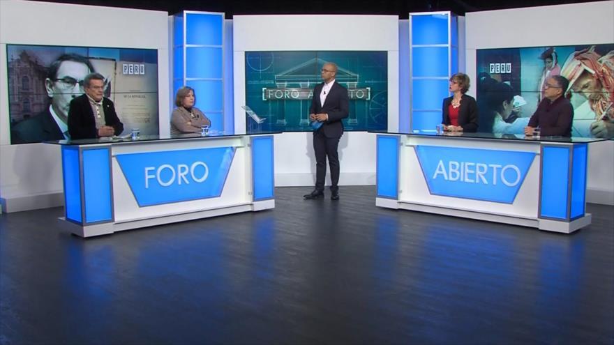 Foro Abierto: Perú; respaldo masivo al referéndum