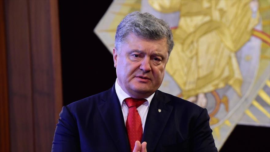 Sondeo: Poroshenko, condenado a perder en elecciones de Ucrania | HISPANTV