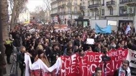 Pacto nuclear iraní. Protestas en Francia. Maniobras Venezuela-Rusia
