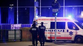 Tiroteo deja 3 muertos en Estrasburgo, sede de Parlamento Europeo
