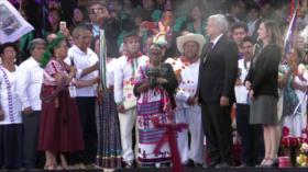 Encuesta: López Obrador tiene alto porcentaje de aprobación