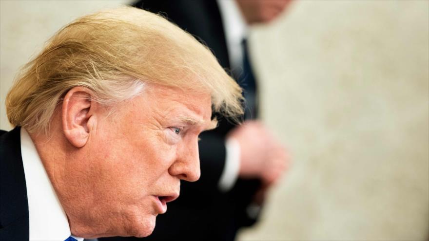 Trump reitera su apoyo a Bin Salman pese a denuncias por Khashoggi | HISPANTV