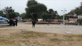 Explosión deja 8 muertos y 55 heridos en una iglesia en México