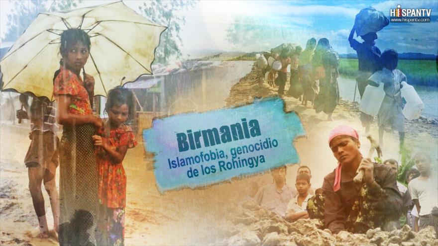 Esta es mi tierra; Birmania: Islamofobia, genocidio de los Rohingya
