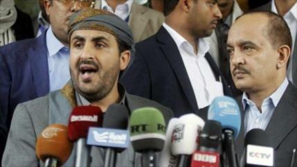 Ansarolá: Presencia de fuerzas foráneas en Yemen es inaceptable