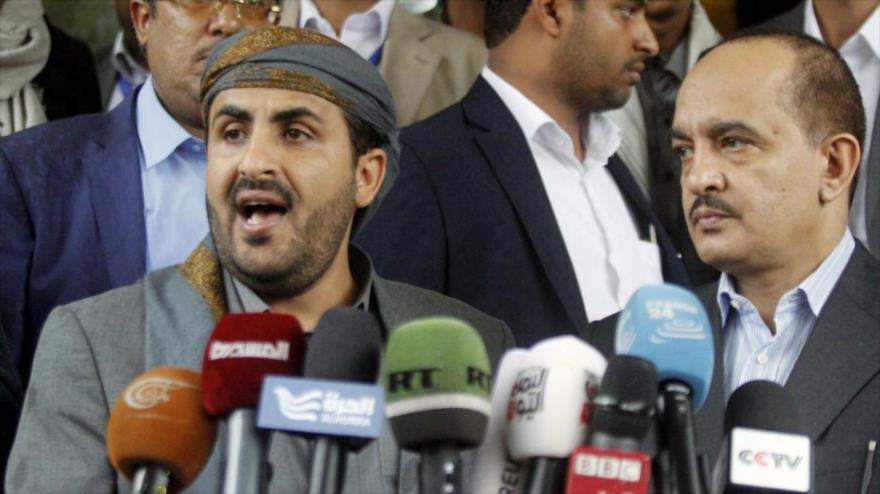 Ansarolá tacha de 'inaceptable' presencia de fuerzas foráneas en Yemen