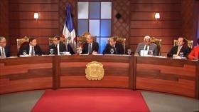 Escogen a integrantes de Tribunal Constitucional en Dominicana