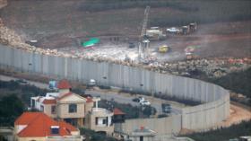 Hezbolá divulga un vídeo de operación israelí al sur de El Líbano