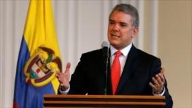 "Iván Duque tacha de ""inamistosa"" maniobra militar ruso-venezolana"