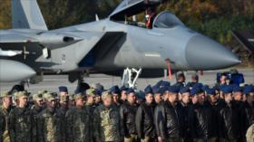 Rusia señala que adhesión a la OTAN amenaza con fragmentar Ucrania