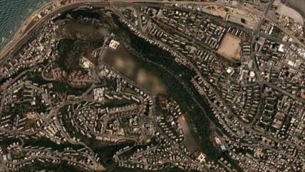 Yandex revela bases militares de Israel, Turquía y la OTAN