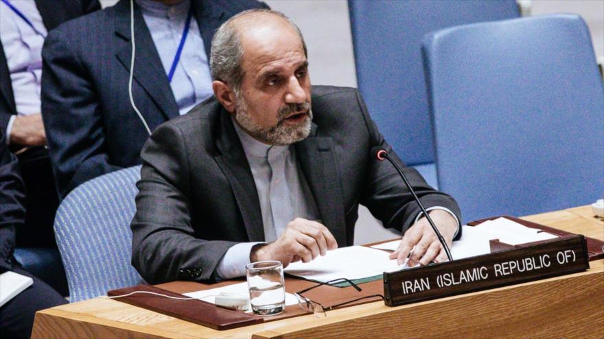 'Irán no hace concesiones sobre sus capacidades defensivas'