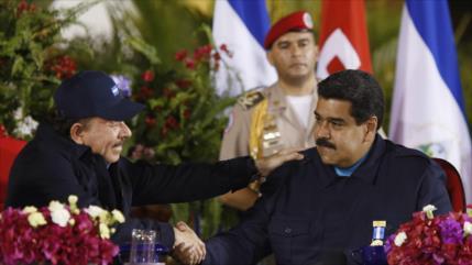 Venezuela condena 'nefasta' medida de EEUU contra Nicaragua
