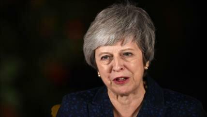 Oposición británica: Gobierno de May está sumido en el caos
