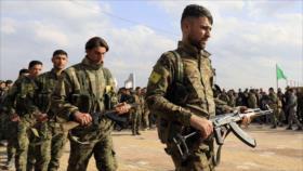 Milicia kurda, en alerta ante operación turca en el este de Siria