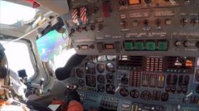 Vídeo: Maniobras de Tu-160 rusos y cazas venezolanos desde cabina
