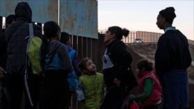México: 1000 migrantes cruzaron la frontera con EEUU en noviembre