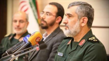 'Irán, a la vanguardia de tecnología de misiles, drones y radares'