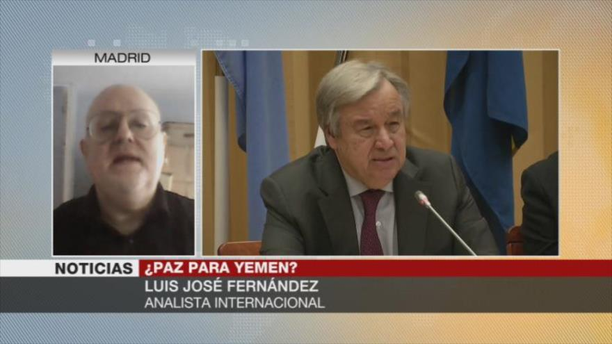 Fernández: No hay garantía de que saudíes respeten tregua en Al-Hudayda