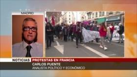 'Francia utiliza caso de Estrasburgo para manipular al pueblo'