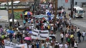 Paz en Yemen. Asesinato de Khashoggi. Marcha en Colombia