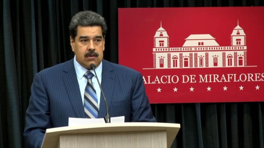 Venezuela entrega carta de protesta formal a EEUU por injerencia