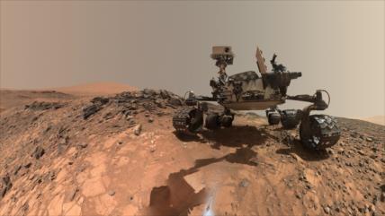 Desaparece la única señal de vida en Marte