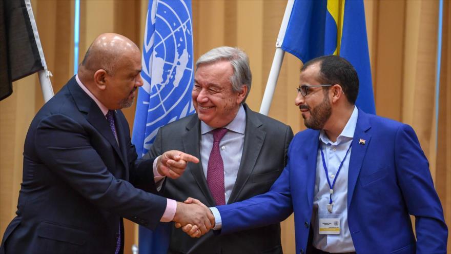 Irán saluda la tregua lograda por partes enfrentadas en Yemen