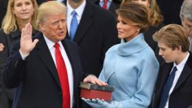 Abren investigación criminal sobre gastos de investidura de Trump