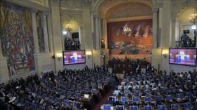 Congreso de Colombia pide a Duque reiniciar lazos con Venezuela
