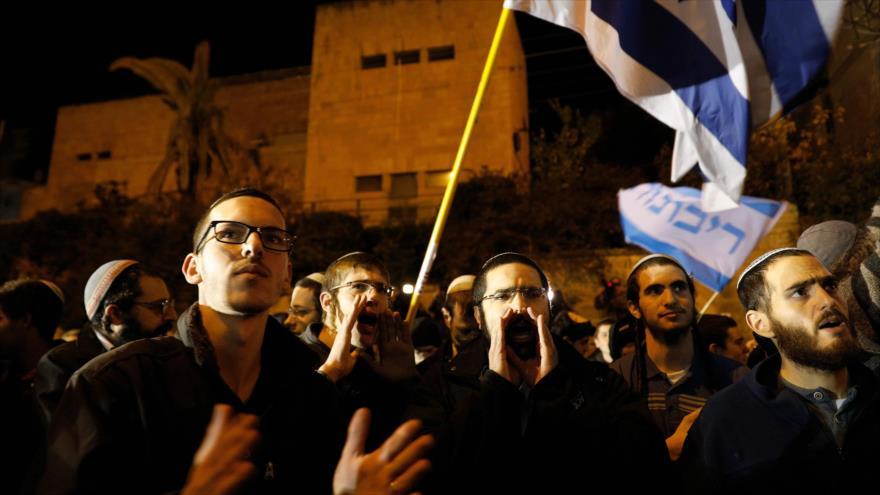 Israelíes mantienen protestas para exigir la renuncia de Netanyahu