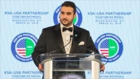 Embajador saudí vuelve a salir de EEUU tras asesinato de Khashoggi