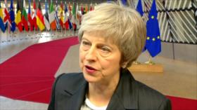 Theresa May no logra doblegar a la Unión Europea