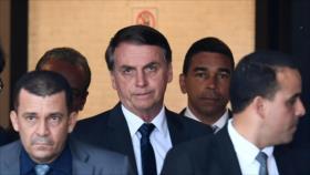 Cambio de política ambiental por Bolsonaro 'amenaza a indígenas'