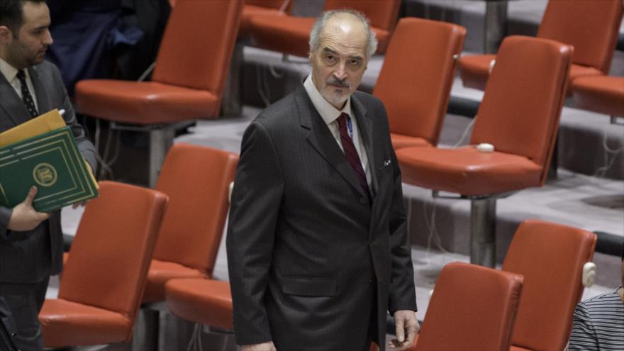 Damasco reclama en la ONU que se deje de ignorar la realidad siria | HISPANTV