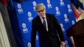 Rusia acusa a Almagro de buscar tensar sus lazos con Latinoamérica