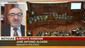 """Kosovo podría provocar reacción militar serbia si crea ejército"""